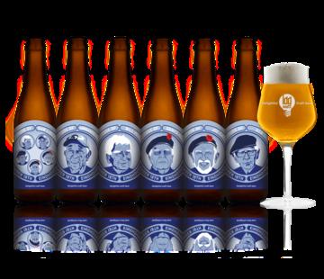 Stadsbrouwerij Eindhoven/100 Watt Stichting 18 September Cadeaupakket