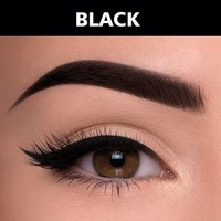 Brazilian Brows - schwarz