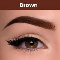 Brazilian Brow henna Brown