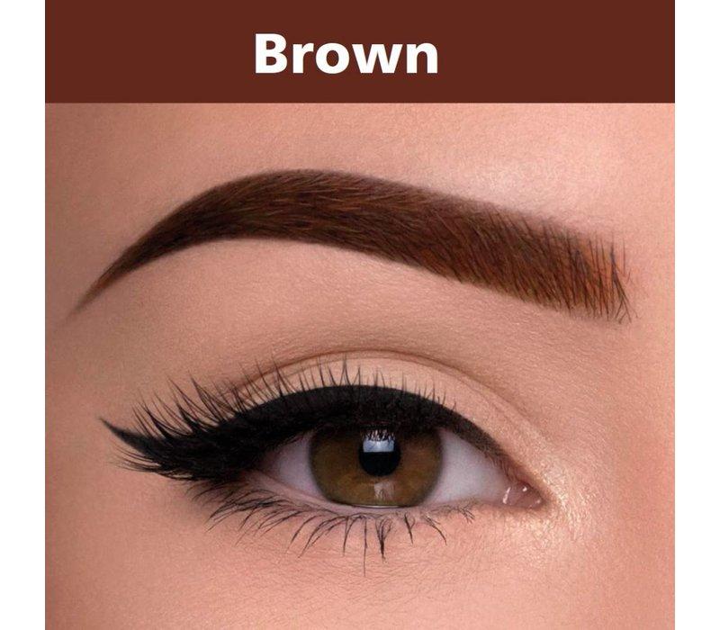 Brazilian Brow henna Bruin