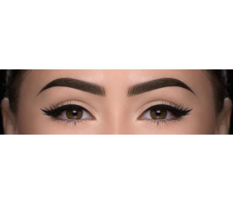 Brazilian Brows - dunkle Kastanie