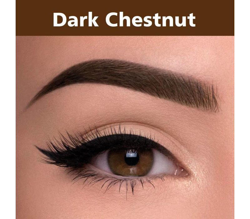 Brazilian Brows -  dark Chestnut