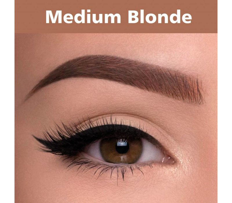 Brazilian Brows -  medium Blond