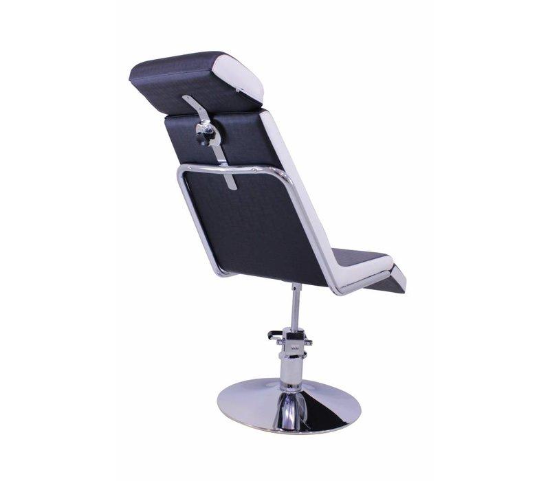 Behandelstoel Beleza zwart-wit