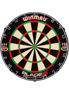 Winmau Blade 5 // New Hi-Carbon Wire