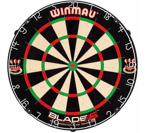 Winmau Blade 5 // New Hi-Carbon Wire