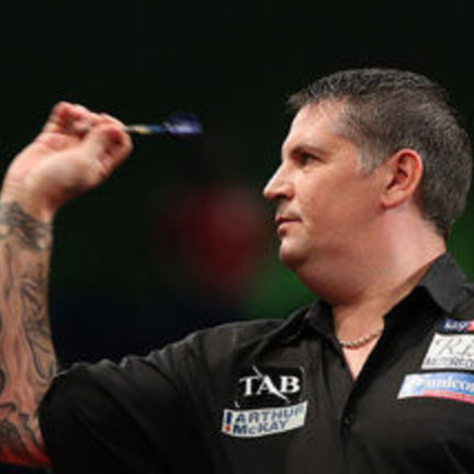 Gary Anderson (The Flying Scotsman)