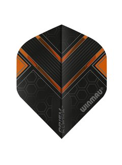 Winmau Prism Alpha Flights Oranje Vendetta