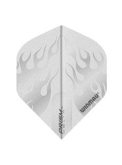 Winmau Prism Delta Flights White Flames