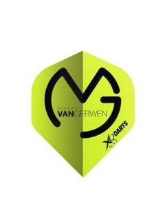 XQ-Max MVG Flight MVG Logo - Green