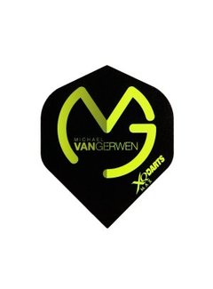 XQ-Max MVG Flight MVG Logo - Black