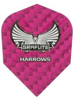 Harrows Graflite Flight Std.6 - Pink