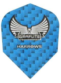 Harrows Graflite Flight Std.6 - Blue