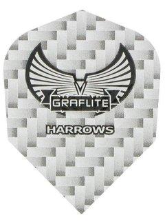 Harrows Graflite Flight Std.6 - White
