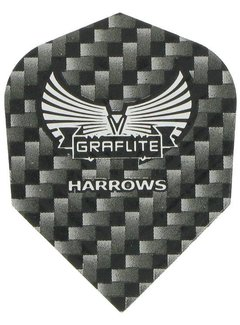 Harrows Graflite Flight Std.6 - Black