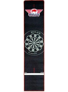 Bulls BULL'S CARPET DART MAT Black-R 300 x 65cm