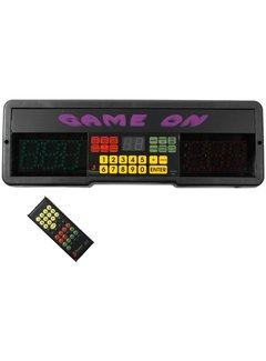 Favero GAME ON Scoreboard + Remote
