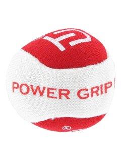 Bulls Powergrip Ball Red-White