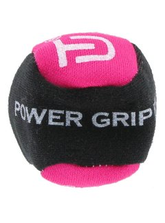 Bulls Powergrip Ball Black-Pink