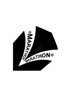 Harrows Marathon Flight Zwart