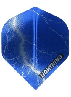 McKicks Metallic Lightning Flight - Blue