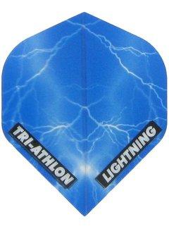 McKicks Tri-athlon Lightning Flight - Clear Blue