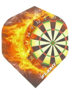 McKicks iFlight 100micron Std. - Flaming Dartboard