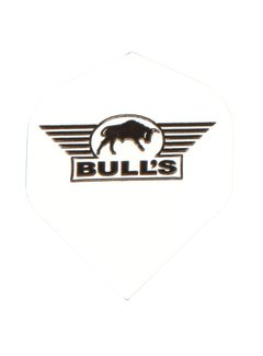 "Bulls FIVE-STAR Flight ""Logo White"""