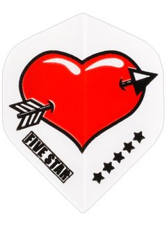 "Bulls FIVE-STAR Flight ""Heart"""