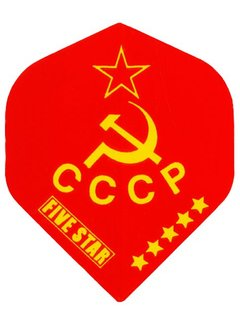 "Bulls FIVE-STAR Flight ""CCCP"""