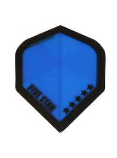 "Bulls FIVE-STAR Flight ""Blue Black Border"""