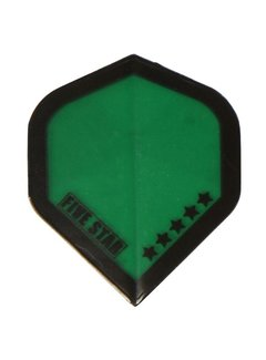 "Bulls FIVE-STAR Flight ""Green Black Border"""