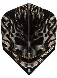Target Vision 100 Std. Skull Black