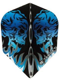 Target Vision 100 Std. Skull Blue