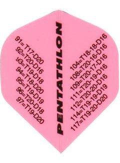 McKicks Pentathlon Flight Std. - Checkout Fluor Pink