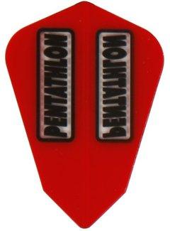 McKicks Pentathlon Transp. Flight Fantail - Red