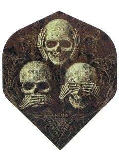 McKicks Alchemy Std. Flight - 3 Skulls
