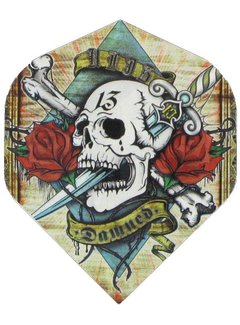 McKicks Alchemy Std. Flight - Skull & Sword