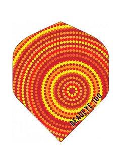 McKicks DeadEye 100mic Orange Circles