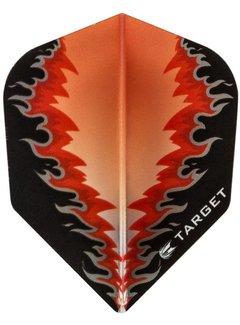 Target Vision 100 Std. Fire Black Red
