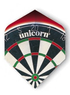 Unicorn CORE.75 - PLUS FLIGHT- UNICORN DARTBOARD