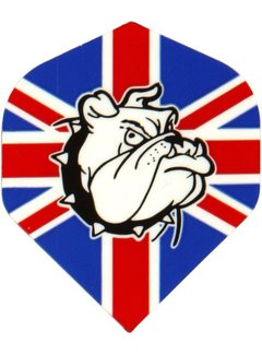 "McKicks Metronic Flight ""Great Britain Bulldog"" Std."