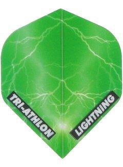 McKicks Tri-athlon Lightning Flight - Clear Green