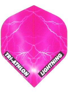 McKicks Tri-athlon Lightning Flight - Clear Pink