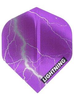 McKicks Metallic Lightning Flight - Purple