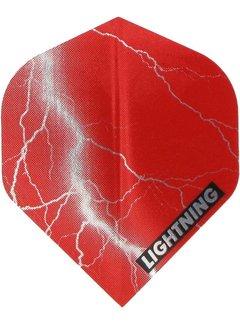 McKicks Metallic Lightning Flight - Red