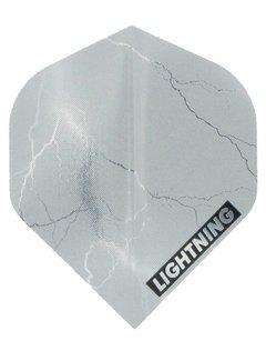McKicks Metallic Lightning Flight - Silver