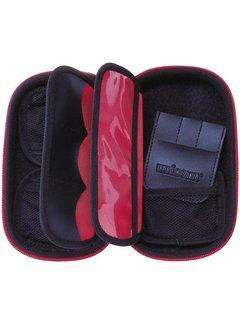 Unicorn CONTENDER XL HARD CASE - BLACK/RED