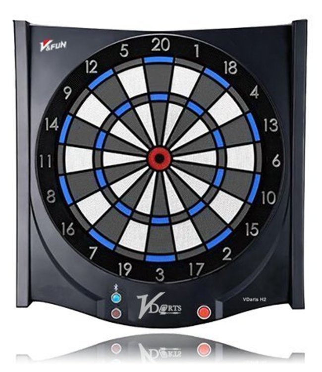 Vdarts H2 Global Online Dartboard Wally Darts