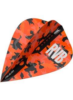 Target Barney Army Pro Ultra Camo Kite Flight